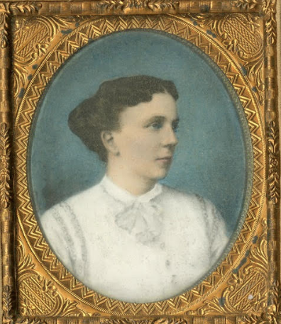 """The  Kicka$$  Hoboken Girl Martha Bayard Stevens"""