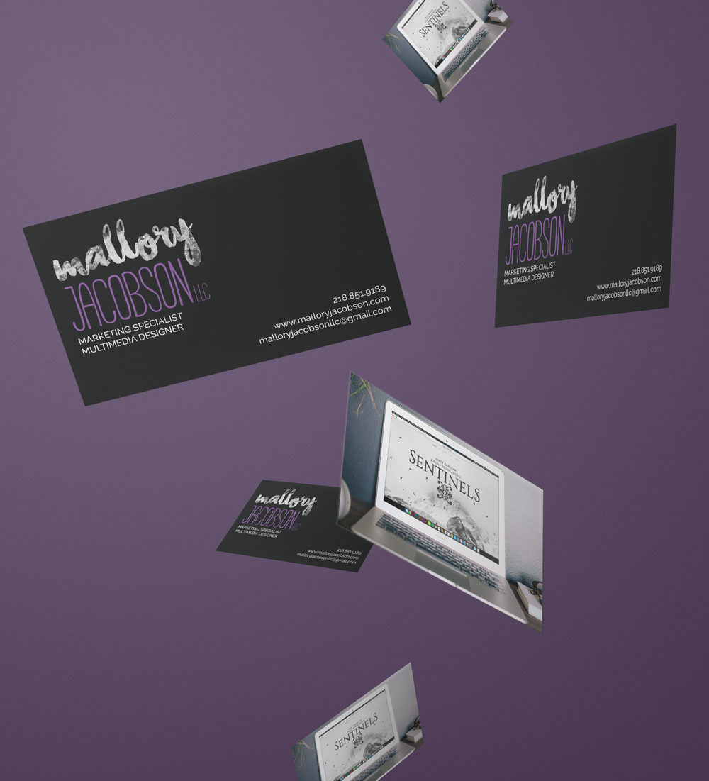 Mallory jacobson mallory jacobson llc business cards reheart Images