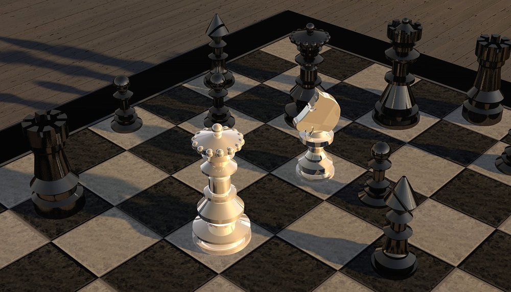 chess pieces fixed pricing strategy