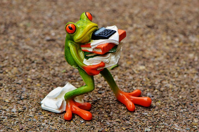 Filing Frog Running a Business