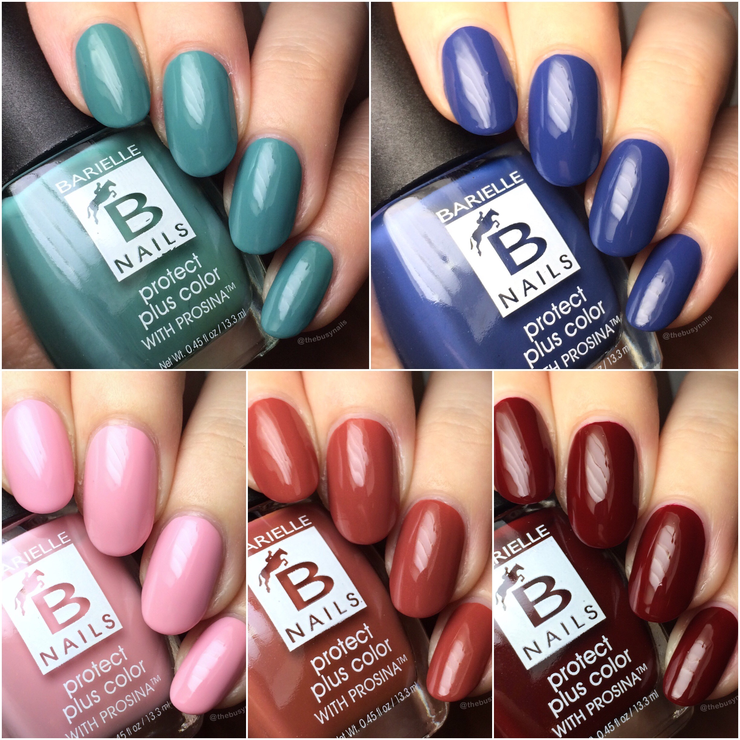 My Top 8 Indie Nail Polishes of 2016 — The Busy Nails