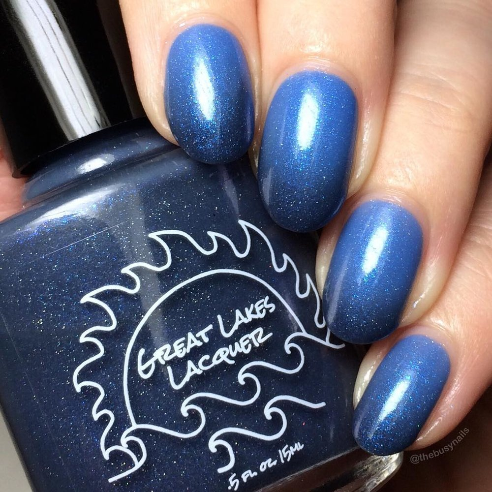 "Great Lakes Lacquer ""Fade to Winter"""