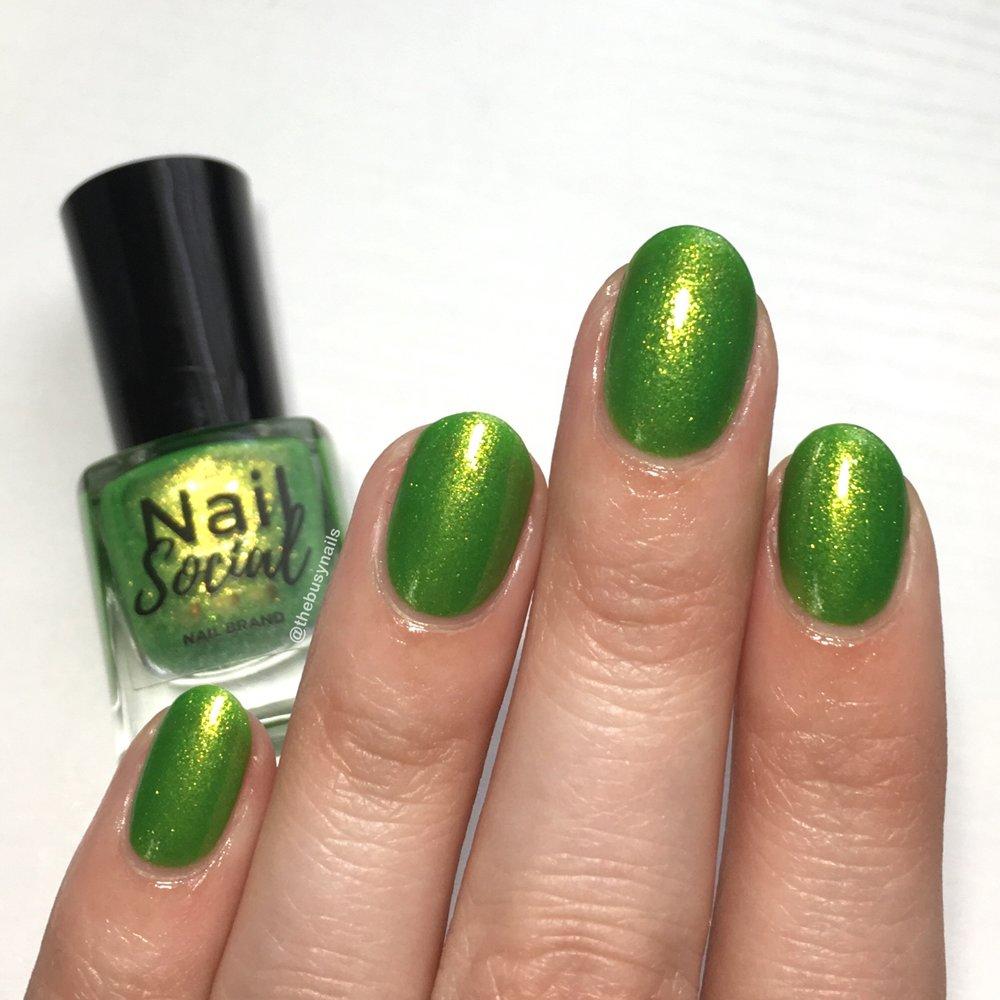 Nail Social Nail Brand \