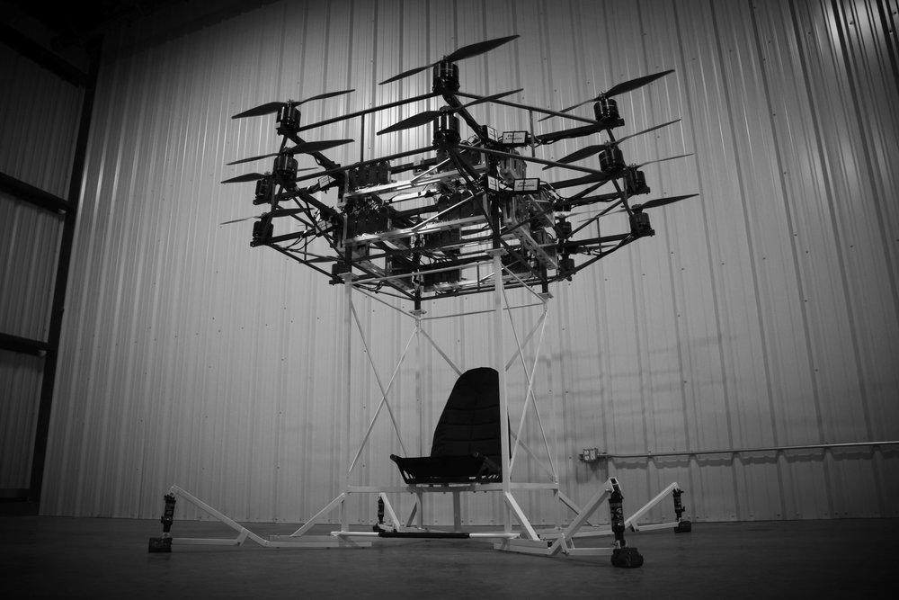 Flyt 16 in Hangar