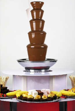 Chocolate Fountain Rental - Montana