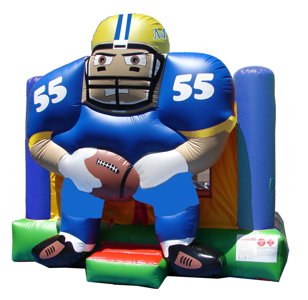Football Bounce House Rental