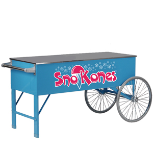 Snow Cone Cart Montana Rental