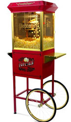 Popcorn Machine Rental - Montana