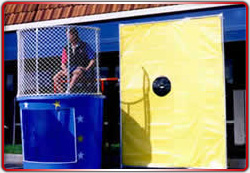 Dunk Tank Water Fun - Montana Party Rental