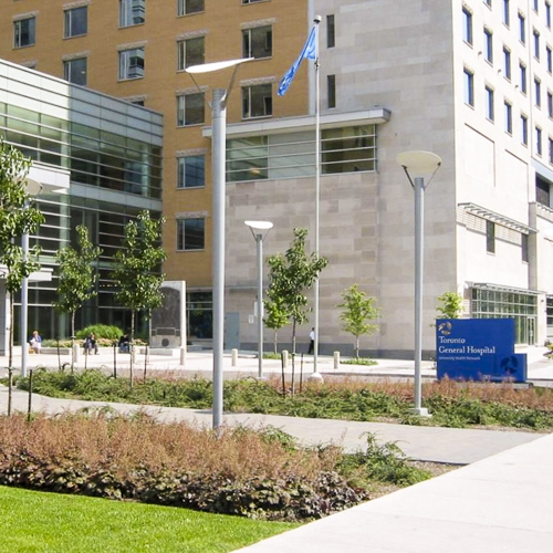 TORONTO GENERAL HOSPITAL Toronto, Ontario