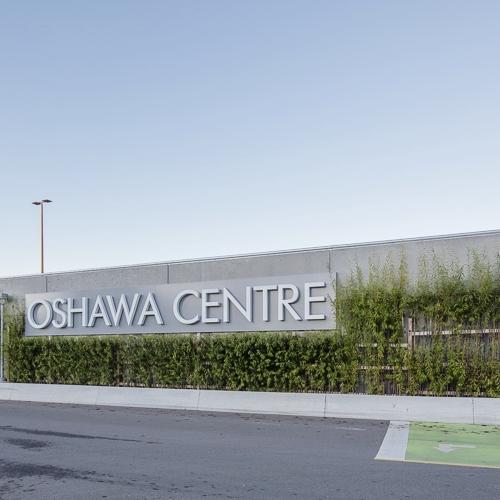 OSHAWA TOWN CENTRE Oshawa, Ontario