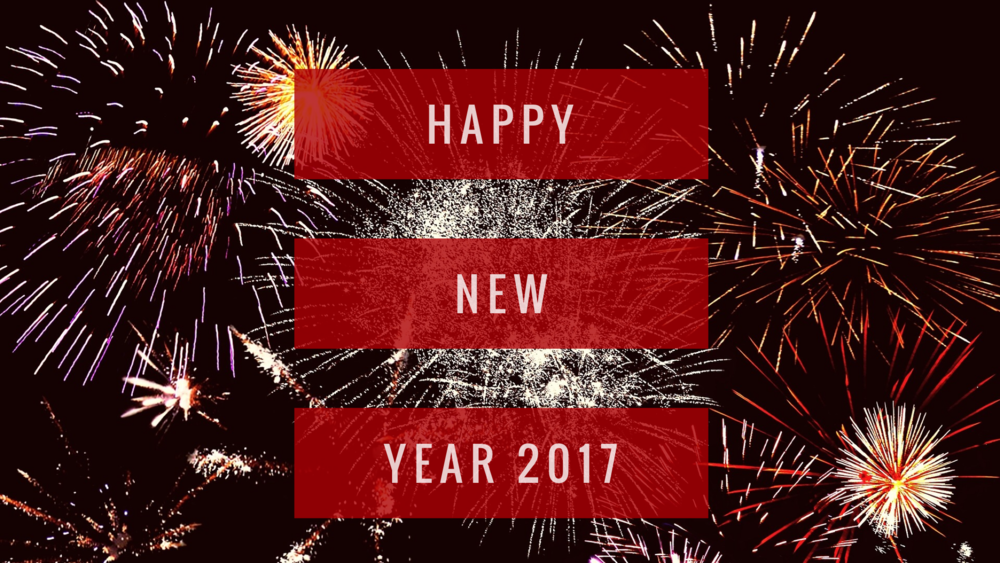 we wish you all a happy new year may you and your family have a blessed year