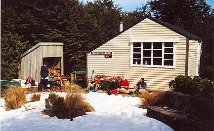 Mangaturuturu Hut (Mt Ruapehu)
