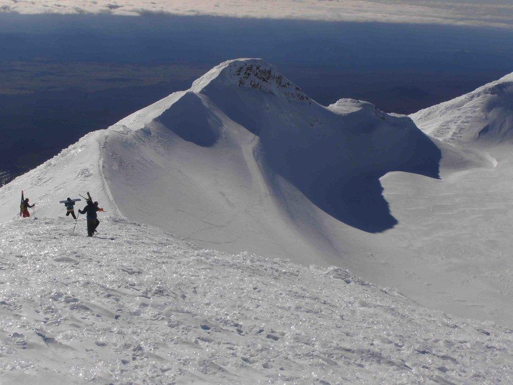 Dome ridge