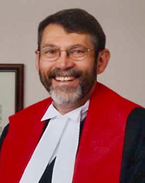 Justice Rod Jerke
