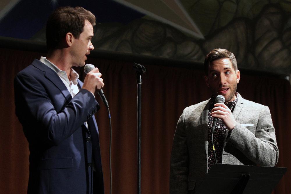 """Ross Lekites & Zachary Prince sing """"Take My Hand"""""""