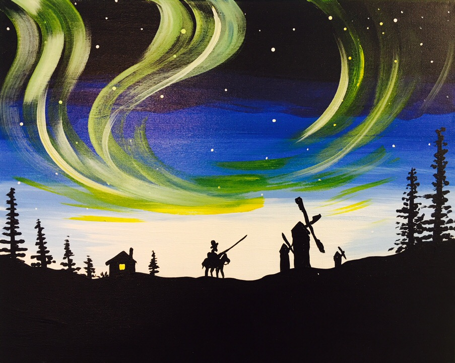 Northern Lights 2 Hours