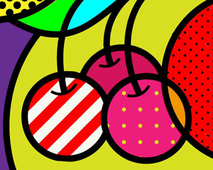Britto Cherries 2.5 Hours