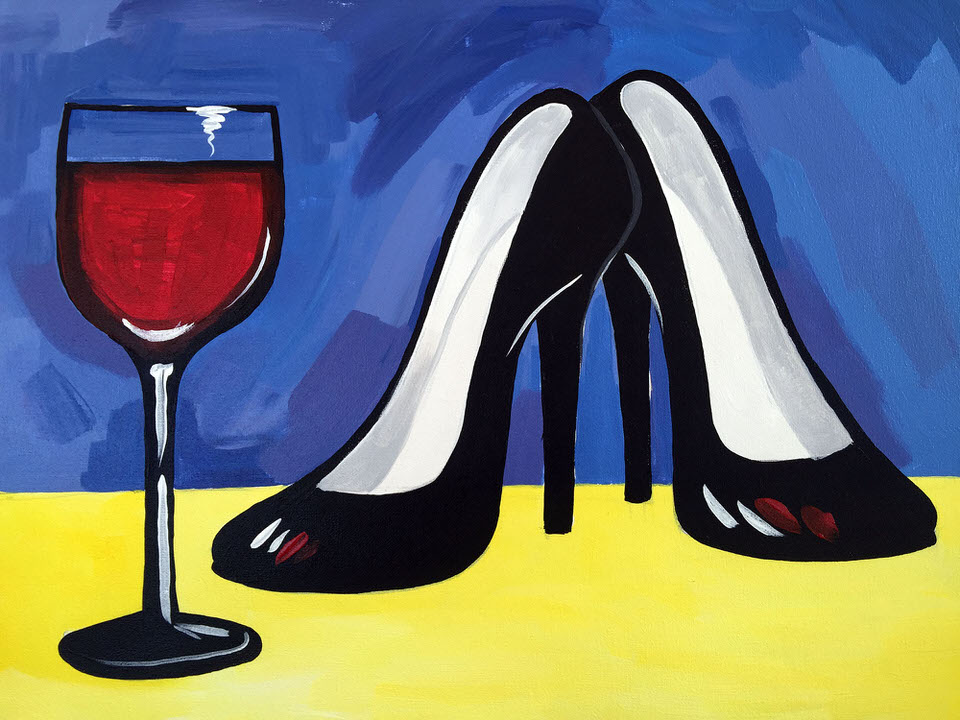 High Heels and Wine 2.5 Hours