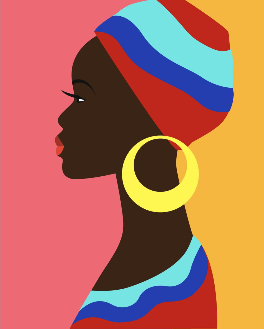 African Goddess 2.5 Hours