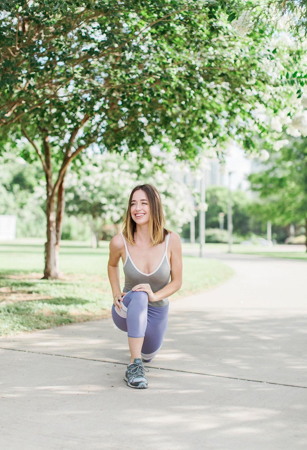 fitness // laura alexandra