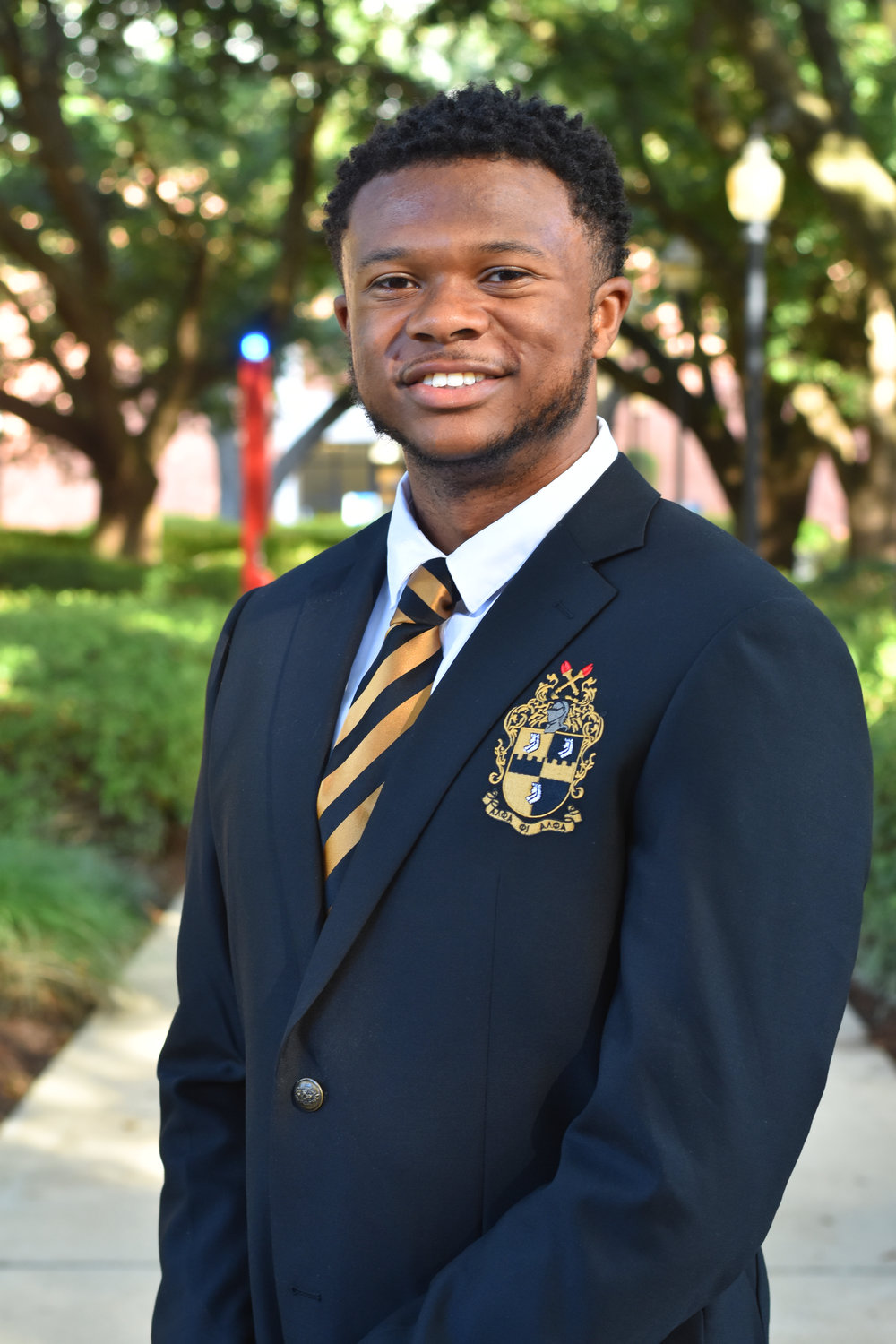 Meet Jeremy Anderson, a senior mass communications major from Little Rock, Arkansas by way of Baton Rouge, Louisiana. I am a student researcher in the political science research lab at Jackson State University, and a leadership alliance scholar. I currently serve as 1st Vice President of JSU's National Pan-Hellenic Council and Director of Educational activities for the Delta Phi Chapter of Alpha Phi Alpha Fraternity, Inc.