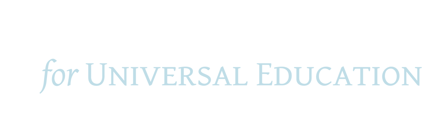 The Catalyst Foundation for Universal Education