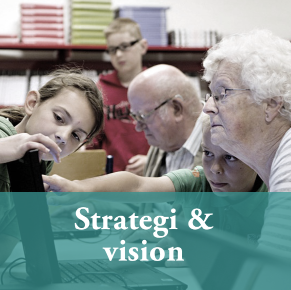Strategi og vision i BETA