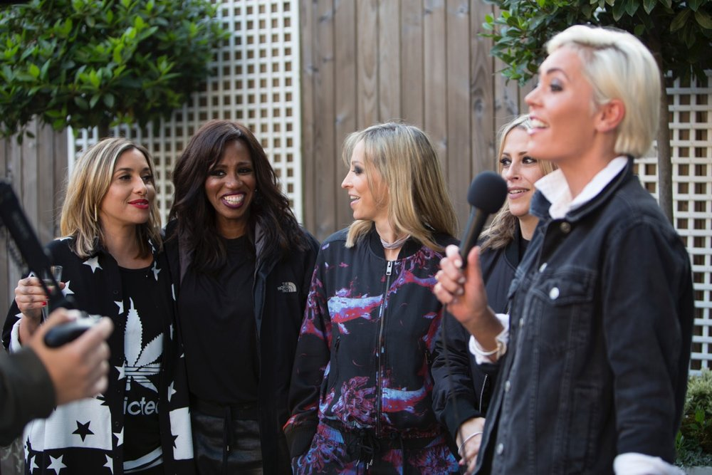 Interviewing the Lovely All Saints