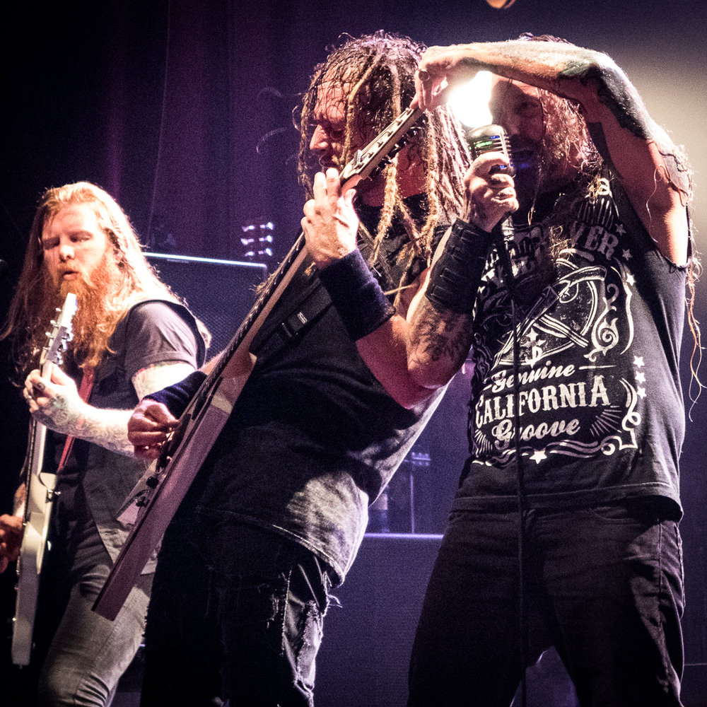 DevilDriver / The Ritz, Manchester / August 19th