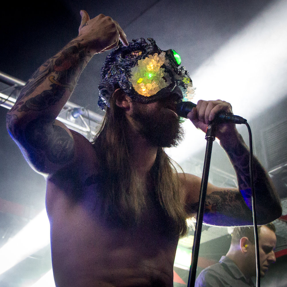 Kvelertak / Sound Control, Manchester December 2nd