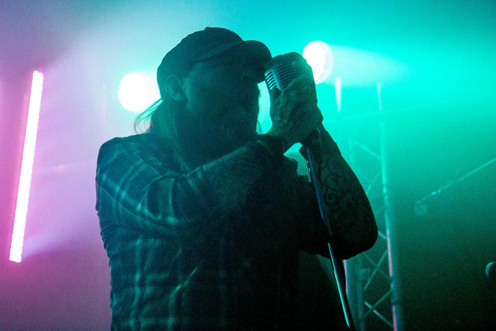 SOiL Live Rooms Chester 25-11-2016 (© Johann Wierzbicki - ROCKFLESH) Photography