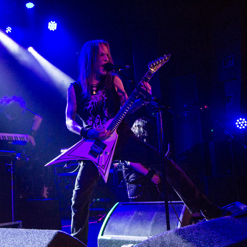 Children Of Bodom / Manchester Academy 2 March 11th