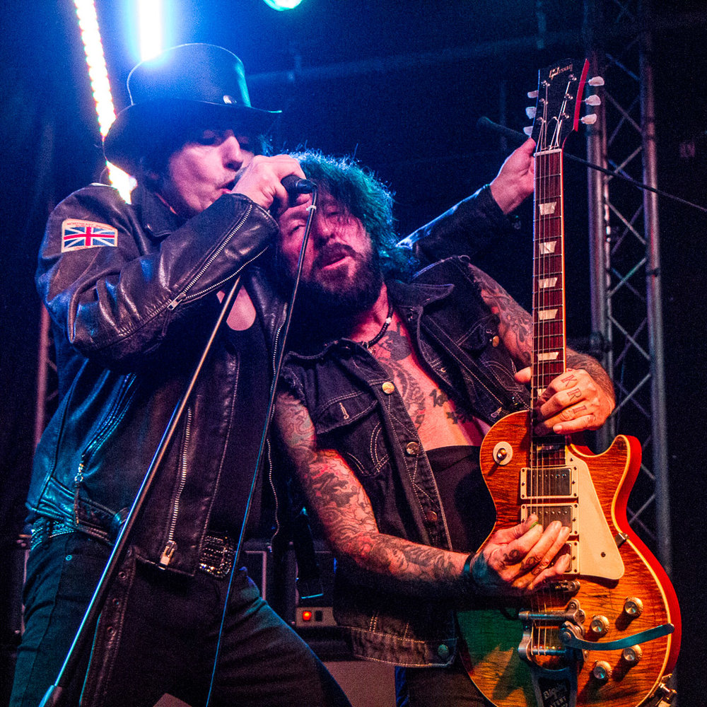 L.A. Guns / The Live Romms / Chester March 19th