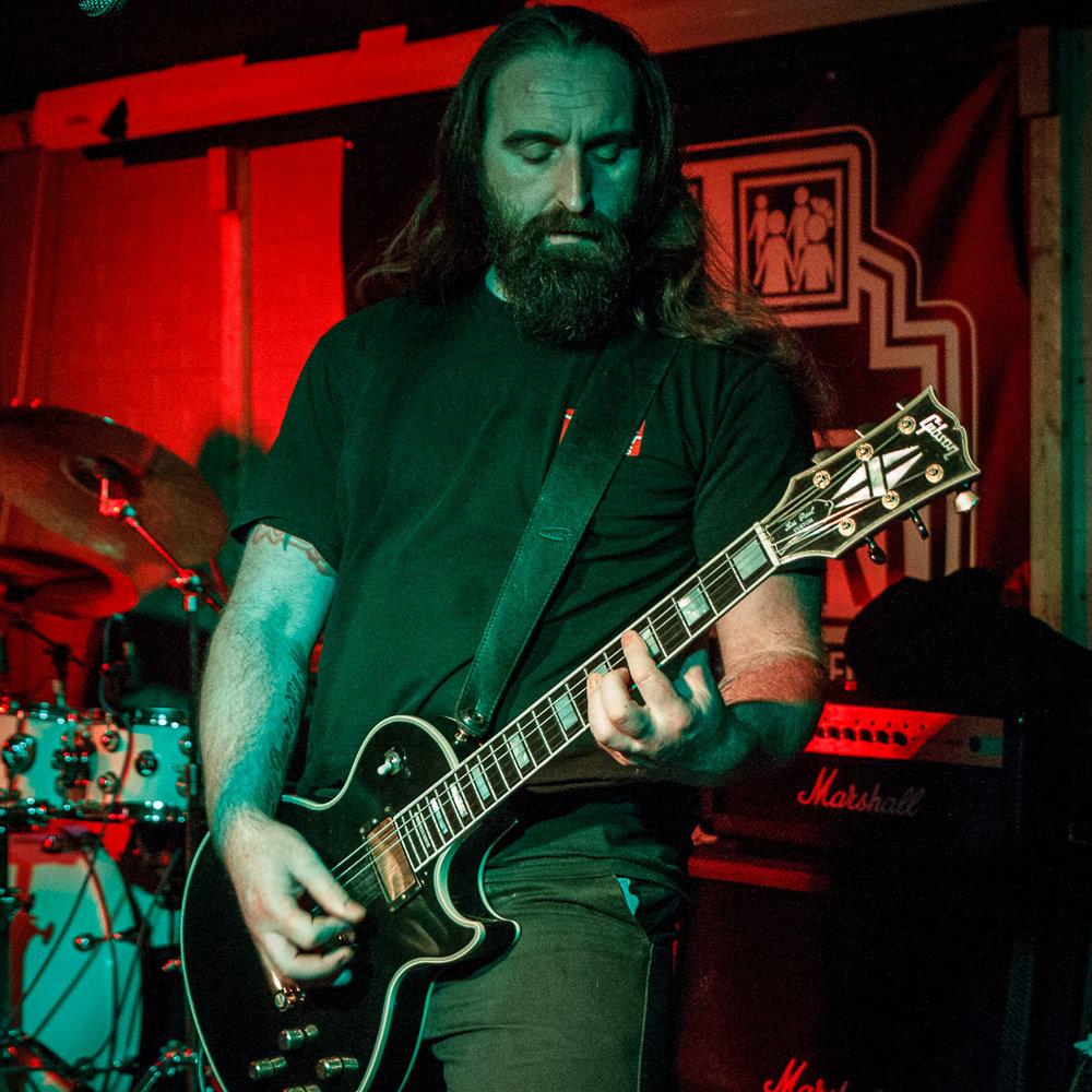 Promethium / The Boulevard / Wigan April 16th