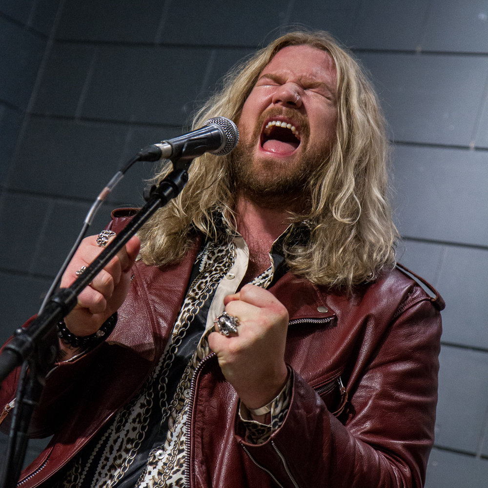 Inglorious / HMV / Liverpool / May 16th