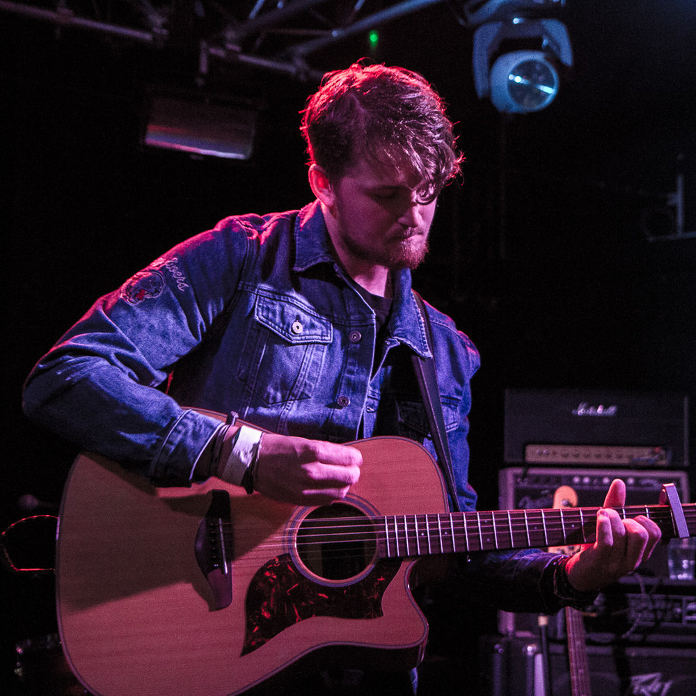 Ben Roberts / The Live Rooms / Chester June 12th 2017