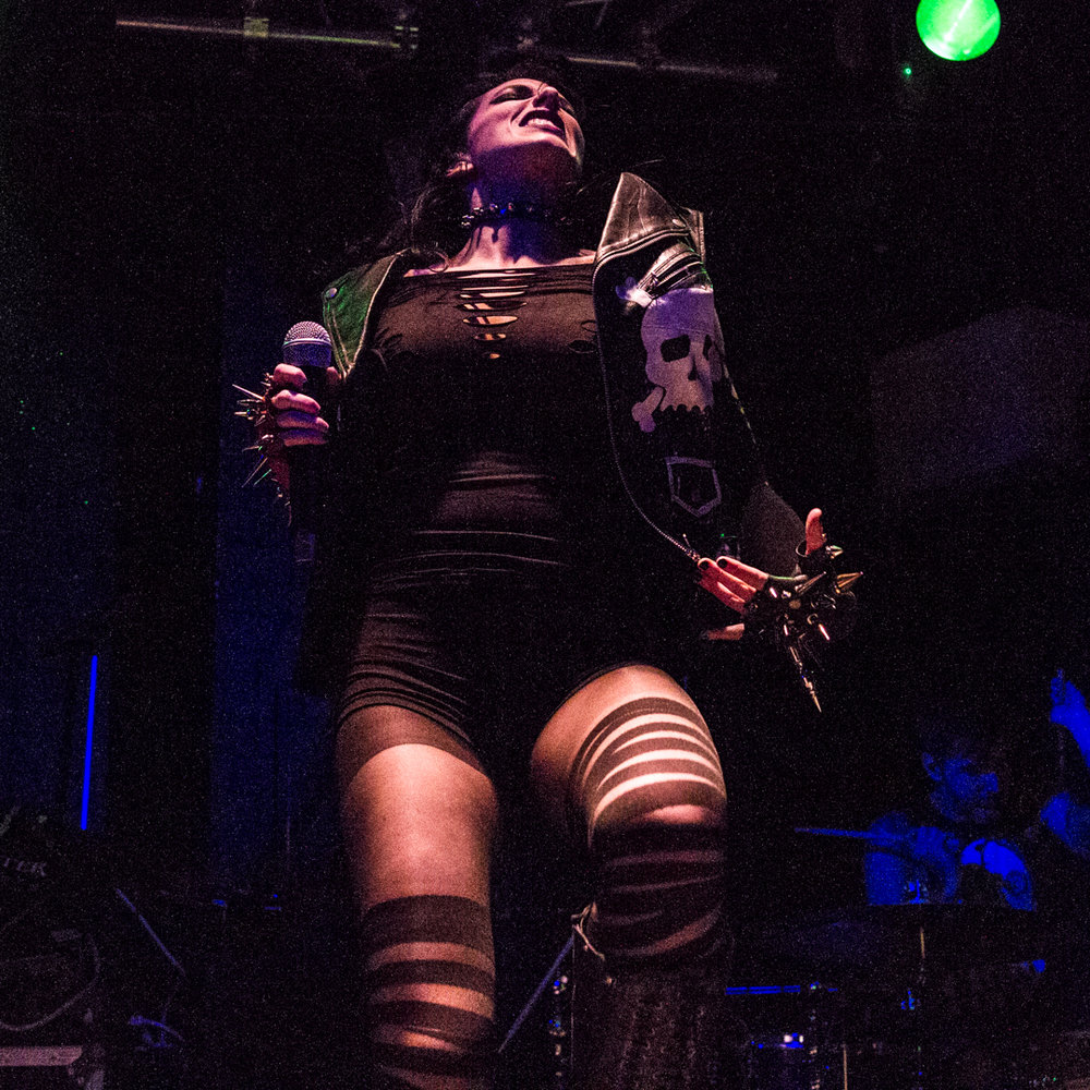 Madame Mayhem / The Live Rooms / Chester October 31st