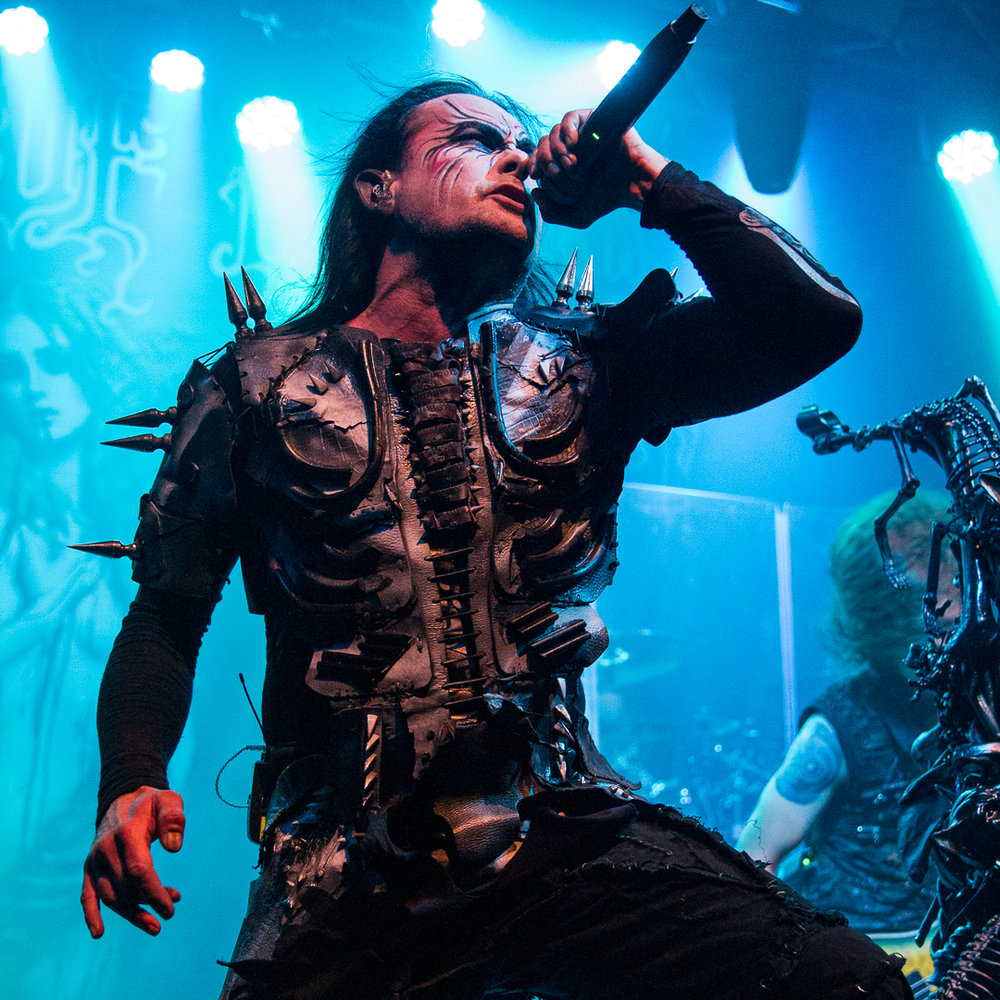 Cradle Of Filth / Academy 2 / Manchester November 2nd