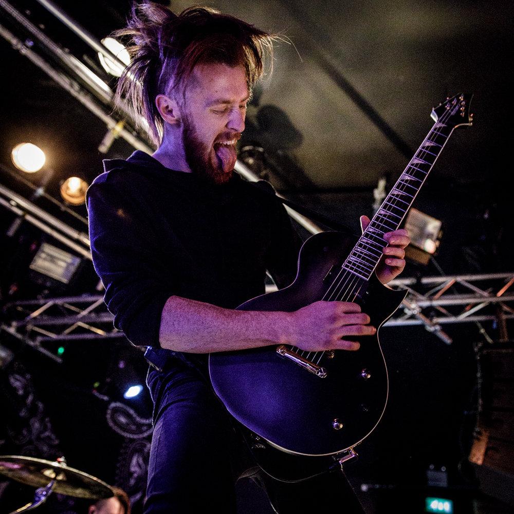 Skarlett Riot / The Live Rooms / Chester December 14th