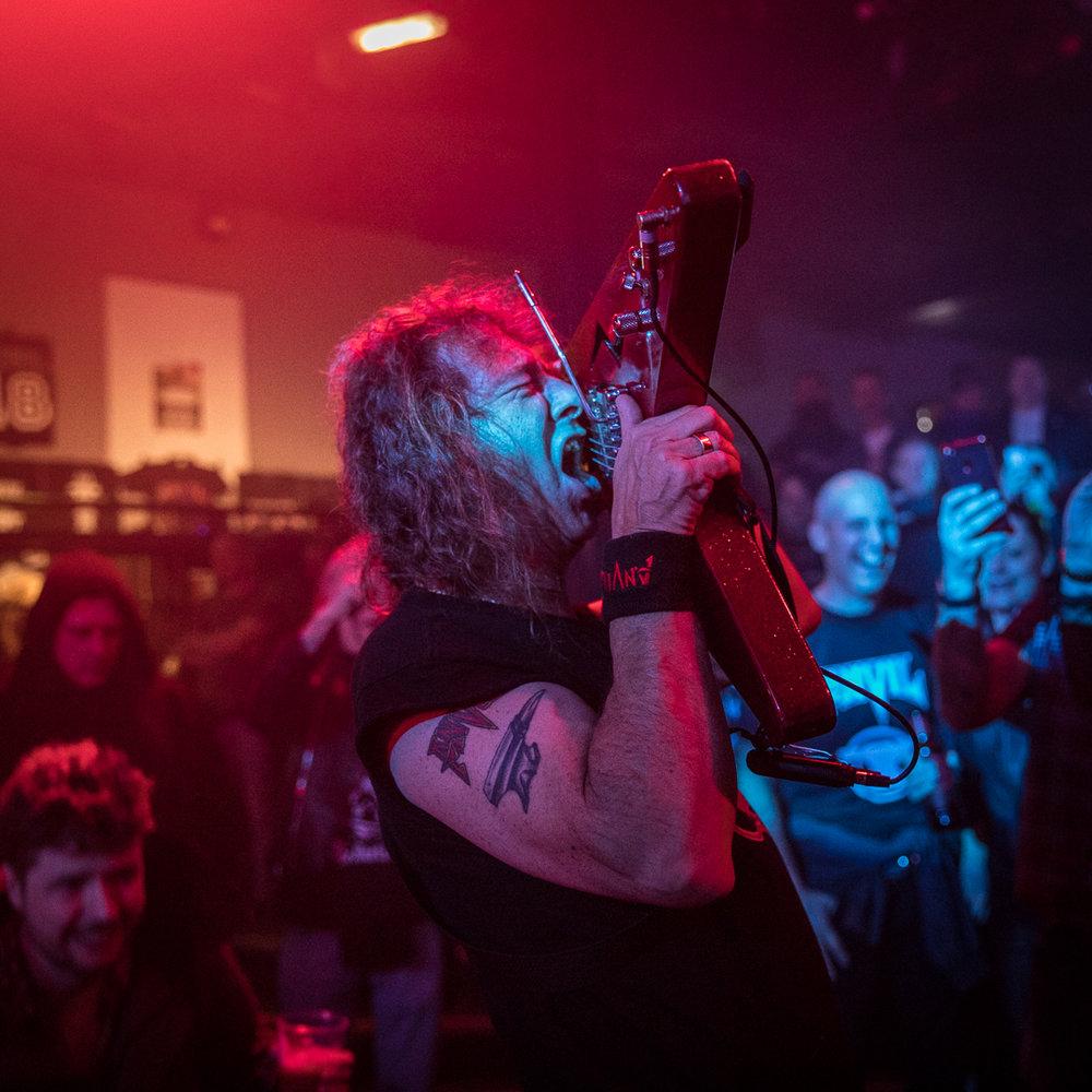 Anvil / Pure / Wigan February 11th