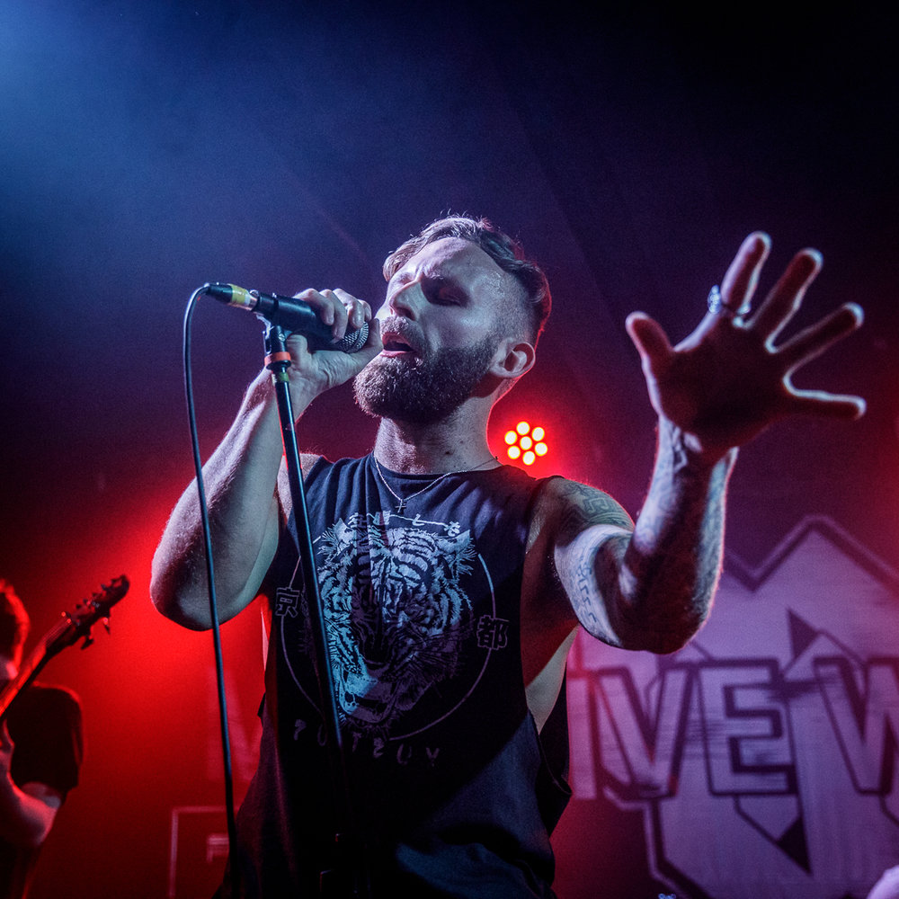 KYNGS / Rebellion / Manchester March 9th