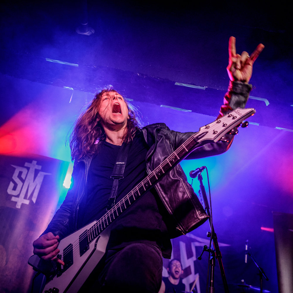 Savage Messiah / Academy 3 / Manchester April 14th