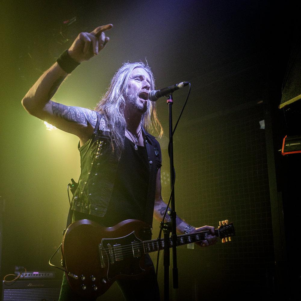 Bonafide / Rebellion / Manchester May 13th