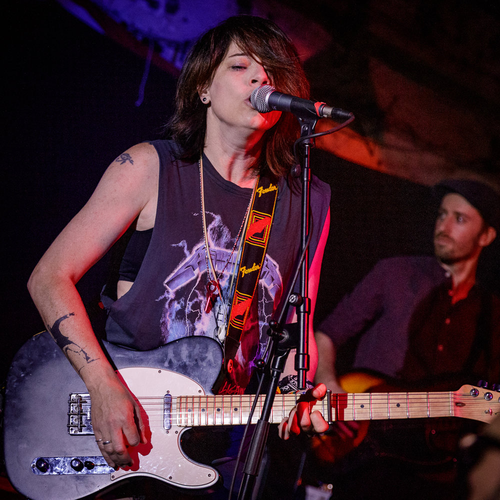 Sonia Leigh / Soup Kitchen / Manchester June 28th
