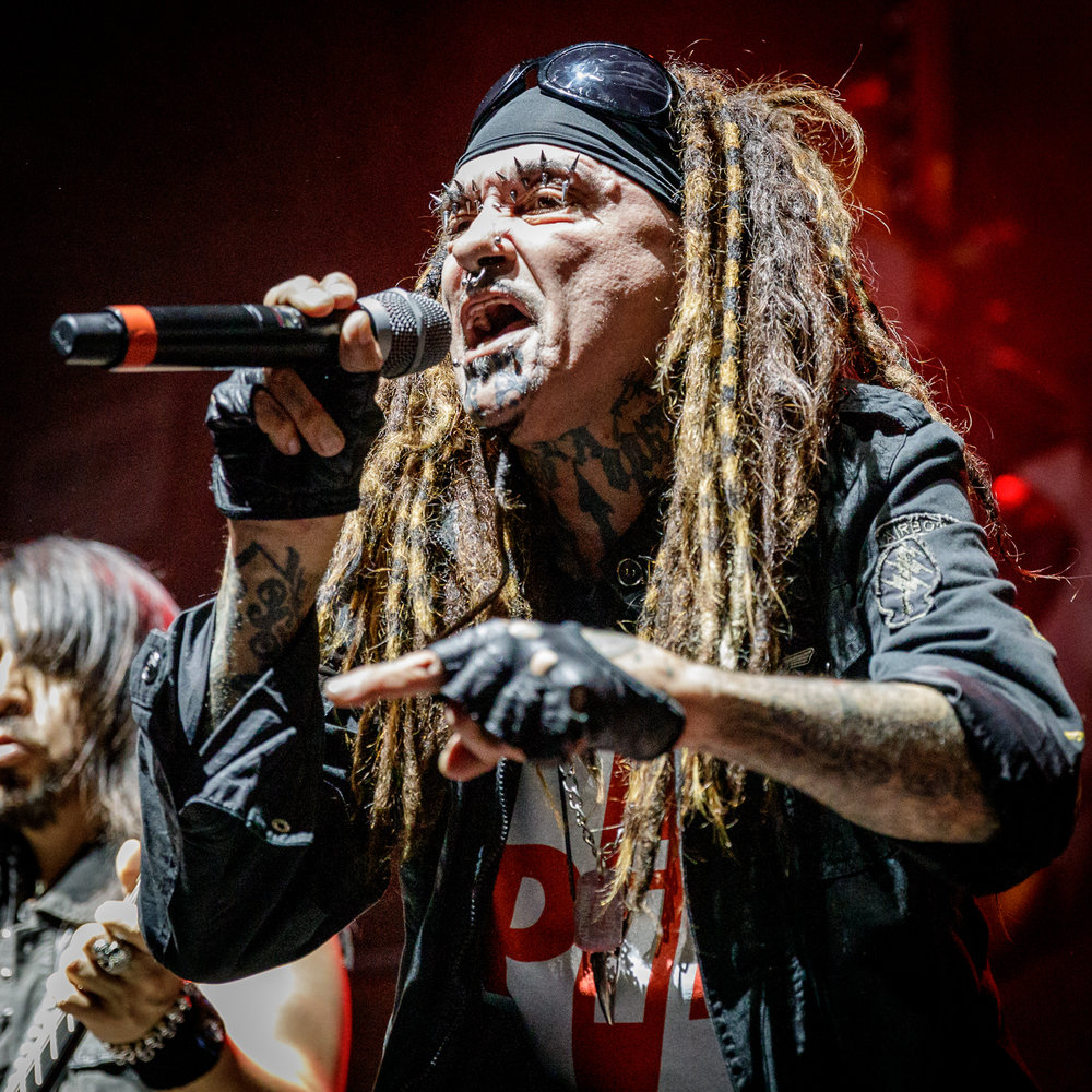 Ministry / Albert Hall / Manchester / July 20th