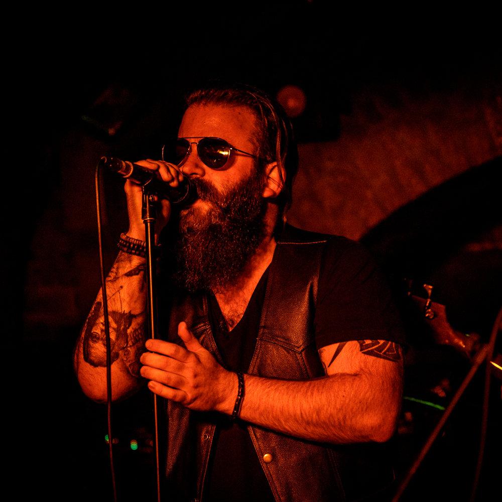 Savage Outlaw / EBGB / Liverpool / August 10th