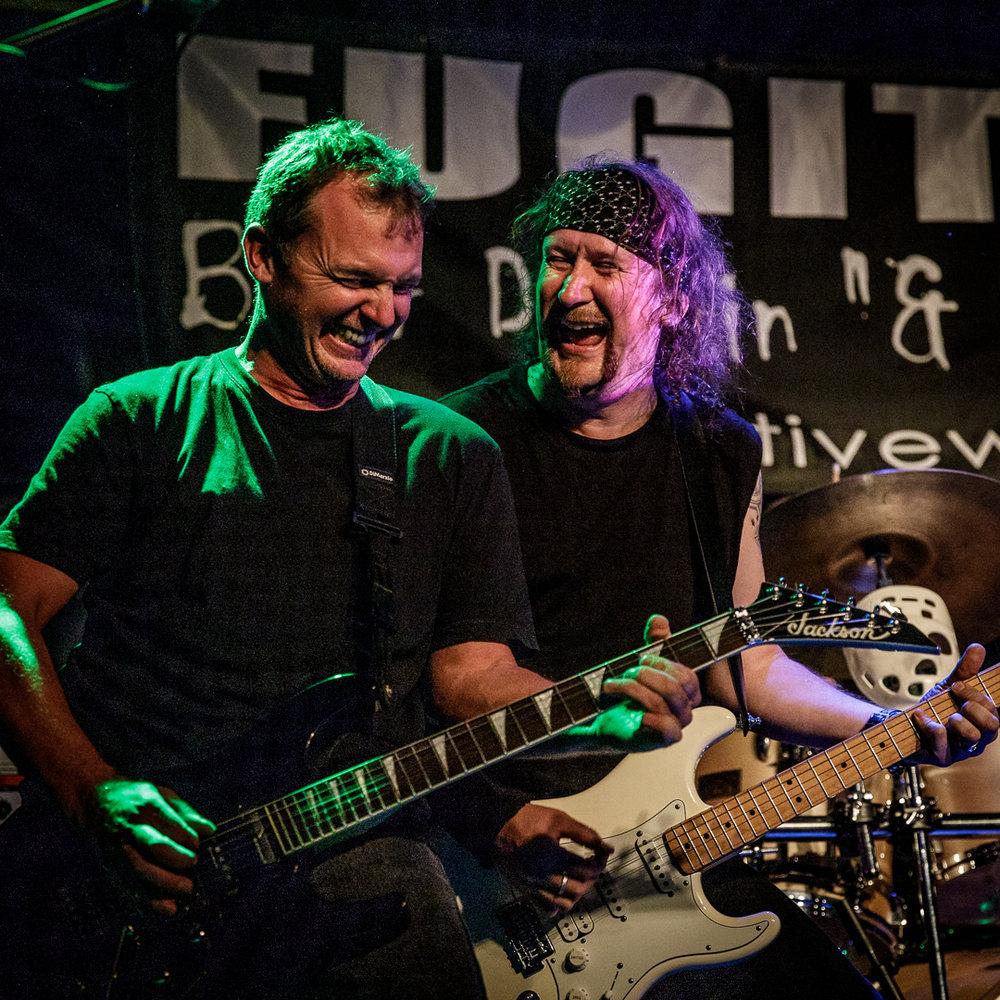 Fugitive / Tivoli / Buckley /September 1st