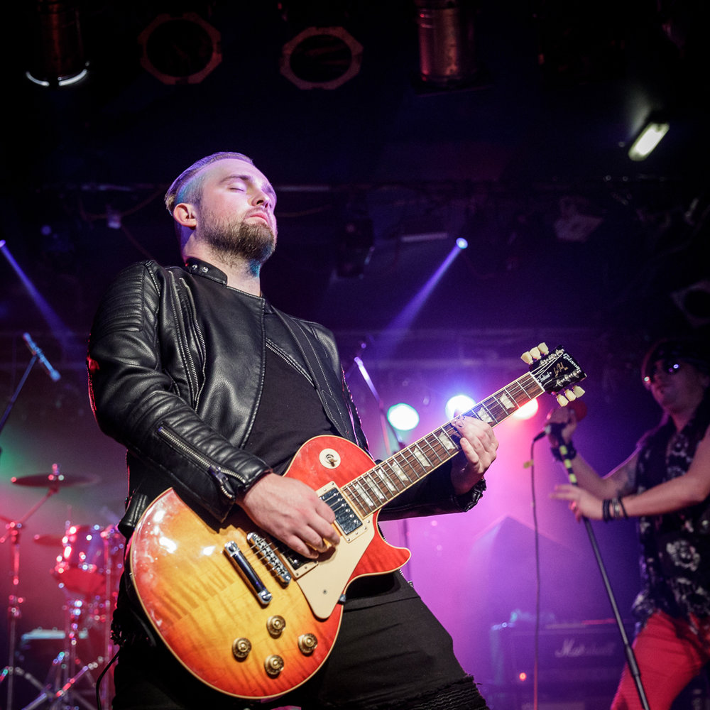 Stone Trigger / Tivoli / Buckley / September 8th