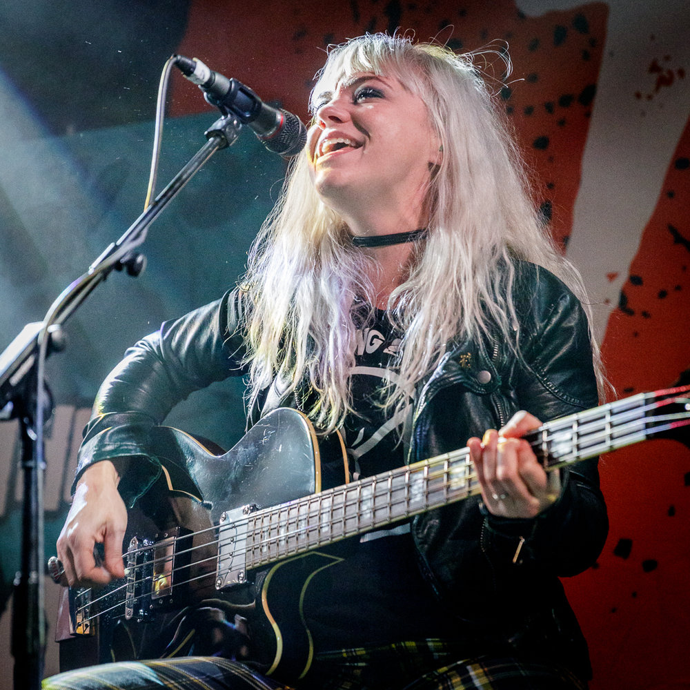 The Dollyrots / Arts Club / Liverpool September 16th